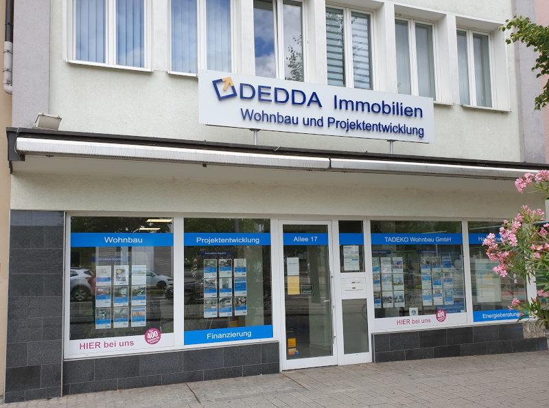 Büro von Dedda Immobilienn