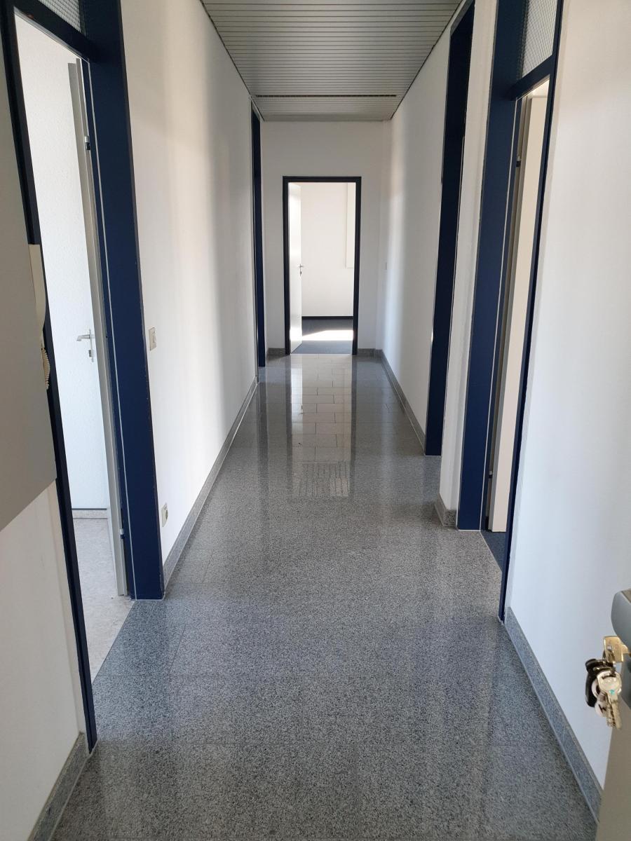 Eingang Büro Flur